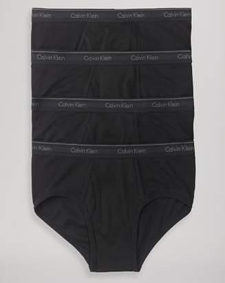 Calvin Klein Cotton Classics Briefs, Pack of 4