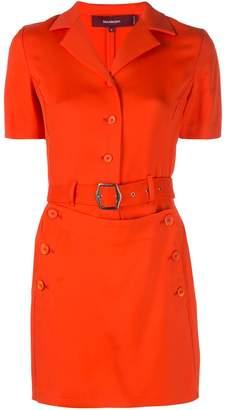 Sies Marjan belted waist dress