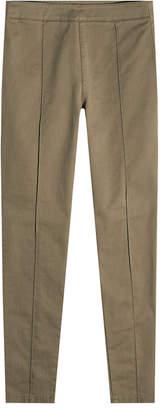 Moschino Skinny Cotton Pants