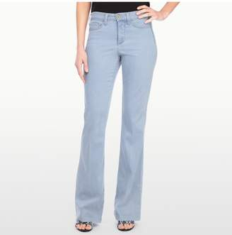 NYDJ CLAIRE TROUSER IN CHAMBRAY