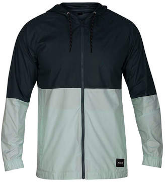 Hurley Men Pistol River Full-Zip Hooded Jacket