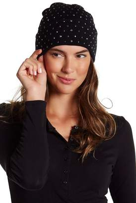60dcdb66208 Stud Knit Hat - ShopStyle