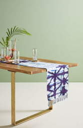 Anthropologie Alara Table Runner