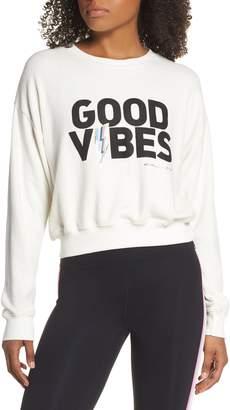 Spiritual Gangster Good Vibes Sweatshirt