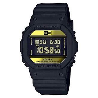 G-Shock By Casio Men's Limited Edition DW5600NE-1 Watch Gold