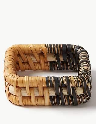 M&S Collection Raffia Bracelet