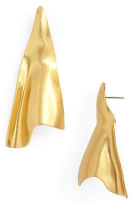 Madewell Folded Earrings