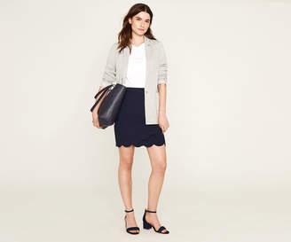 Oasis Scallop Wrap Skirt