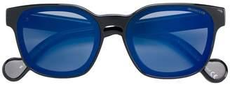Moncler Eyewear contrast lenses sunglasses