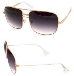 LIA 60MM Square Sunglasses