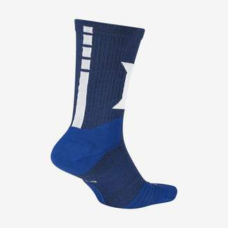 Nike College Elite (Duke) Basketball Crew Socks