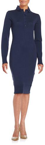DKNYDkny Knit Polo Dress