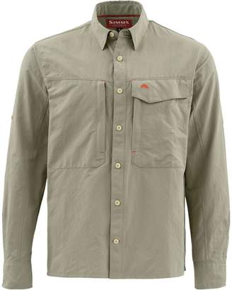 Fly London Simms Guide Long-Sleeve Shirt - Men's