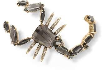 Banana Republic Jeweled Scorpion Brooch