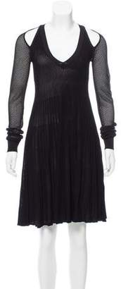 Opening Ceremony Knit Knee-Length Dress w/ Tags