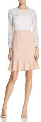 Nanette Lepore nanette Lace Bodice Dress