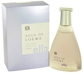 Loewe Agua De Eau De Toilette Spray for Her, 3.4 Ounce