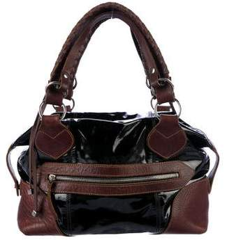 Pauric Sweeney Leather Tote Bag