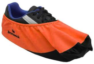 Brunswick Shoe Shield Shoe Covers- Neon Orange S/M