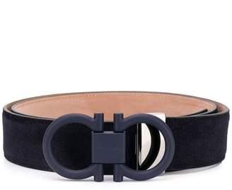 Salvatore Ferragamo logo belt