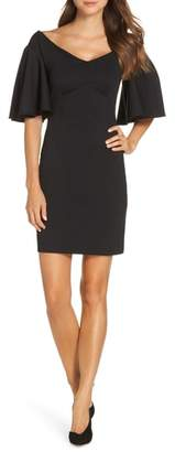 Trina Turk trina Cielo Diamond Ponte Dress