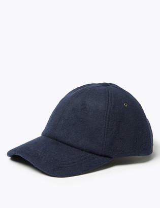 Marks and Spencer Wool Baseball Cap