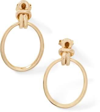 Lauren Ralph Lauren Ralph Lauren Metal Knot Earrings