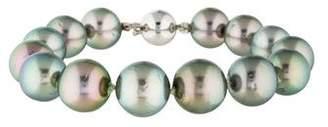 Bracelet 18K Graduated Pearl Bracelet