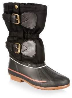 Burberry Ellington Duck Boots