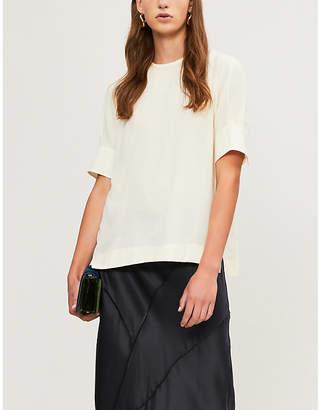 Joseph Torrin silk-toile blouse