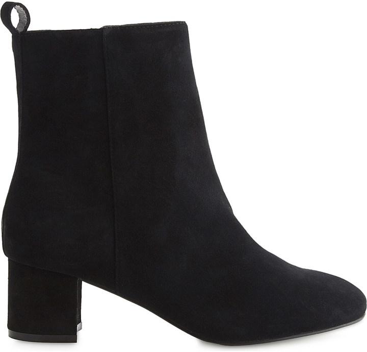 AldoALDO Parroni suede heeled ankle boots