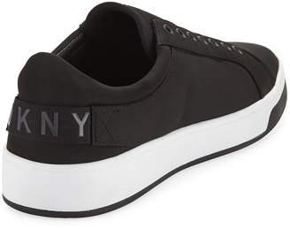 DKNY Men's Sam Slip-On Sneakers