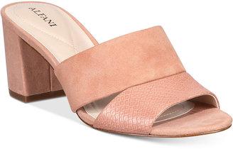 Alfani Women's Rochele Slide Sandals, Created for Macy's