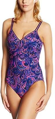 Sunflair Women's Badeanzug Pink India Swimsuit,38A (Manufacturer Size: 38A)