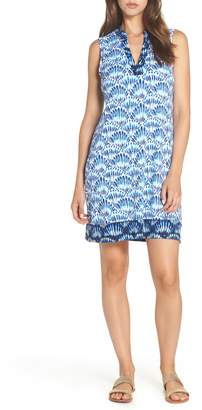 Tommy Bahama Tide Dye Seashells Cover-Up Dress