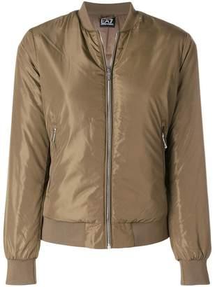 Emporio Armani Ea7 bomber jacket