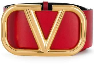 Valentino Go logo belt