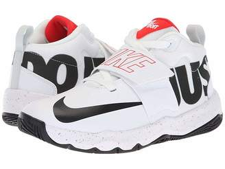 Nike Team Hustle D8 Just Do It (Big Kid) ce2092a34