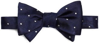 Brooks Brothers Dot Bow Tie