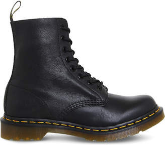 Dr. Martens 8-eyelet leather boots