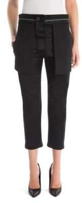 Taverniti So Ben Unravel Project Silk Reversed Pants
