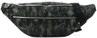 Dolce & Gabbana camouflage print belt bag