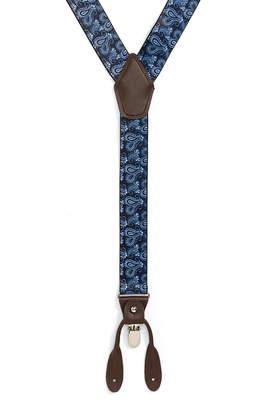 Nordstrom Paisley Suspenders
