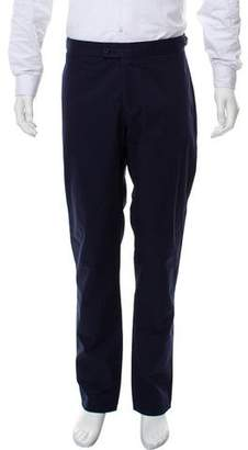 Orlebar Brown Flat Front Straight Pants w/ Tags