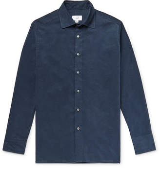 Dunhill Cotton-Corduroy Shirt