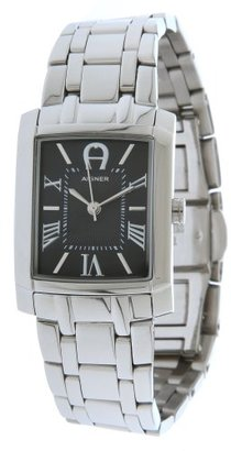 Aigner Ladies Watchシルバーa52210