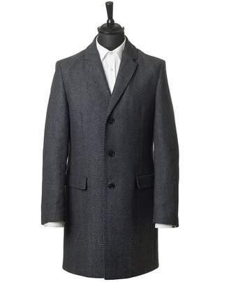 HUGO BOSS Hugo By Migor 2 Wool And Cashmere Overcoat