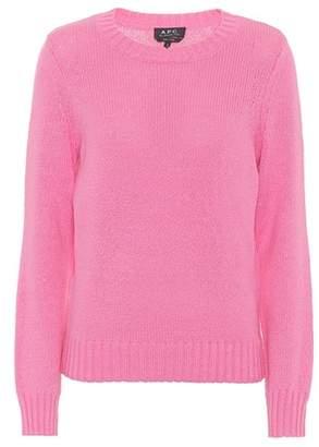 A.P.C. Prisca cotton sweater