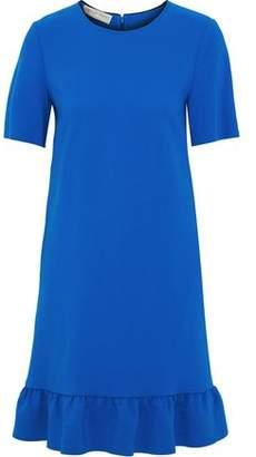 Emilio Pucci Fluted Crepe Mini Dress