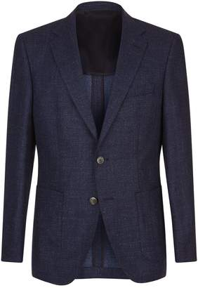 HUGO BOSS Linen Blend Jacket